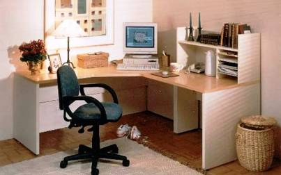 organize office. 10 Quick Things You Can Do To Organize Your Home Office This Weekend