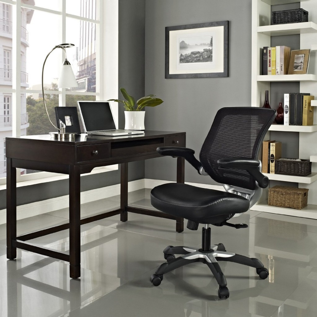 organize your home office day clutterbgone. Black Bedroom Furniture Sets. Home Design Ideas