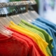 Colour coding your closet + drawers - DIY Home Organizing Tip