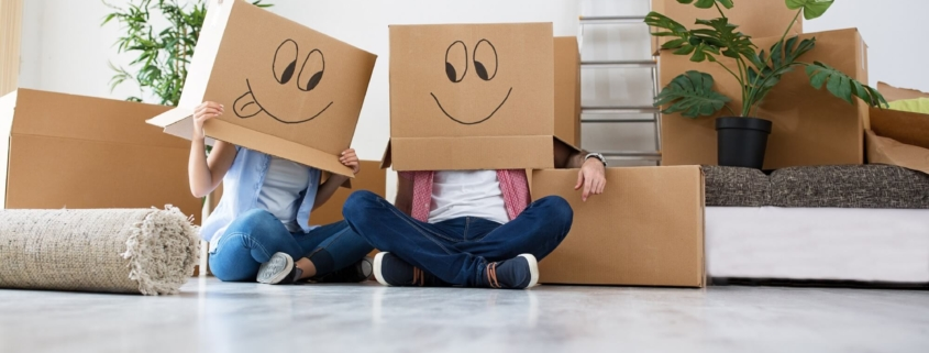Downsizing: Steps to take when moving