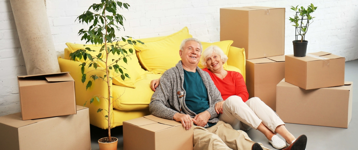 Tips for helping the elderly move
