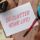 How to Begin Decluttering When Feeling Overwhelmed