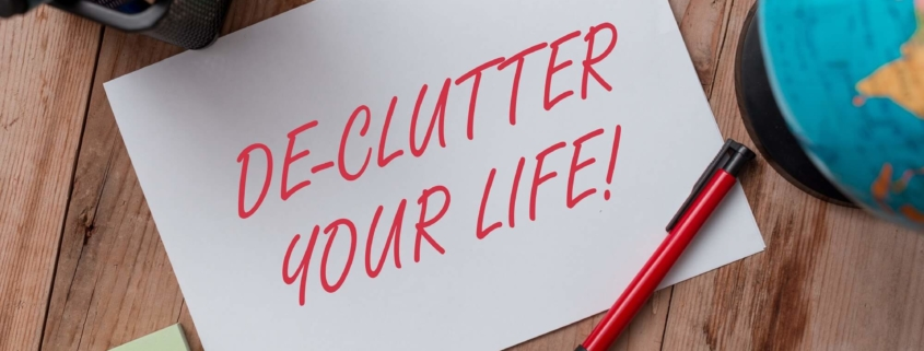 How to Begin Decluttering When Feeling Overwhelmed