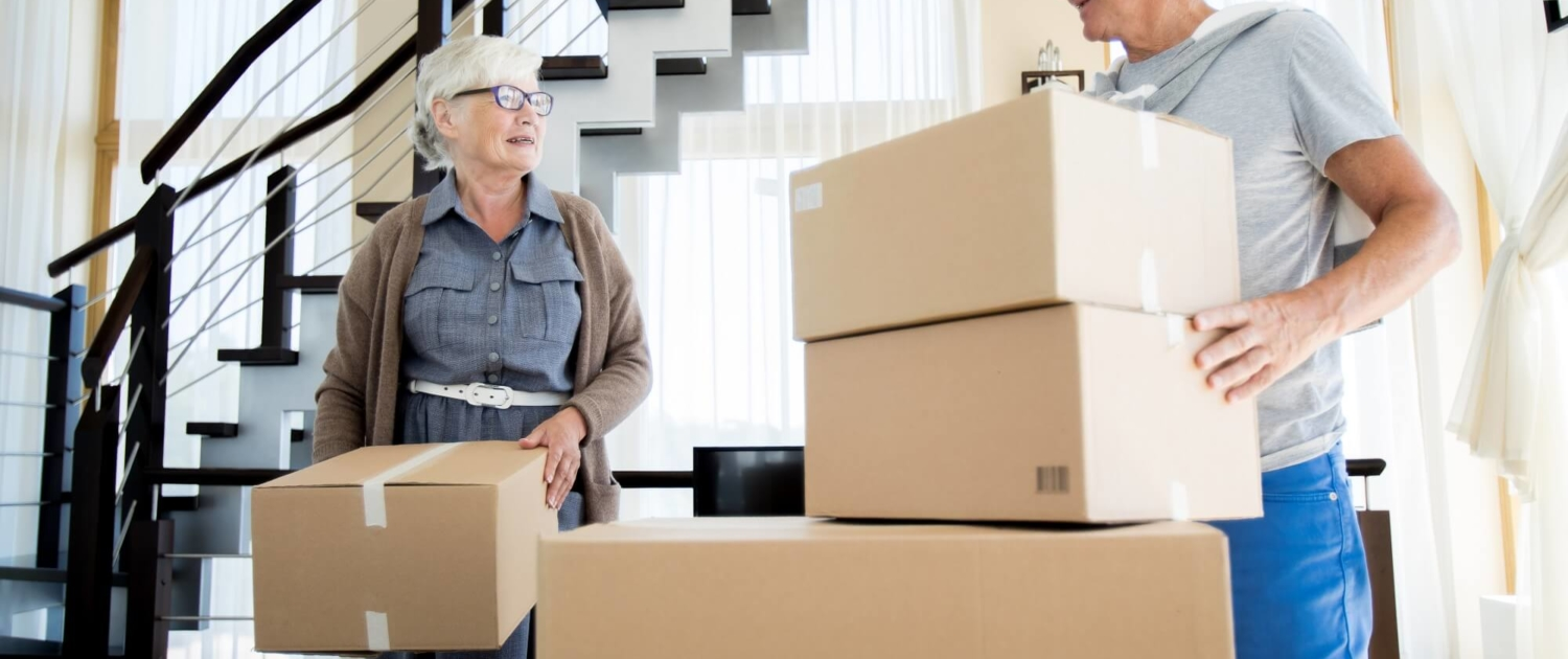 downsizing checklist for seniors