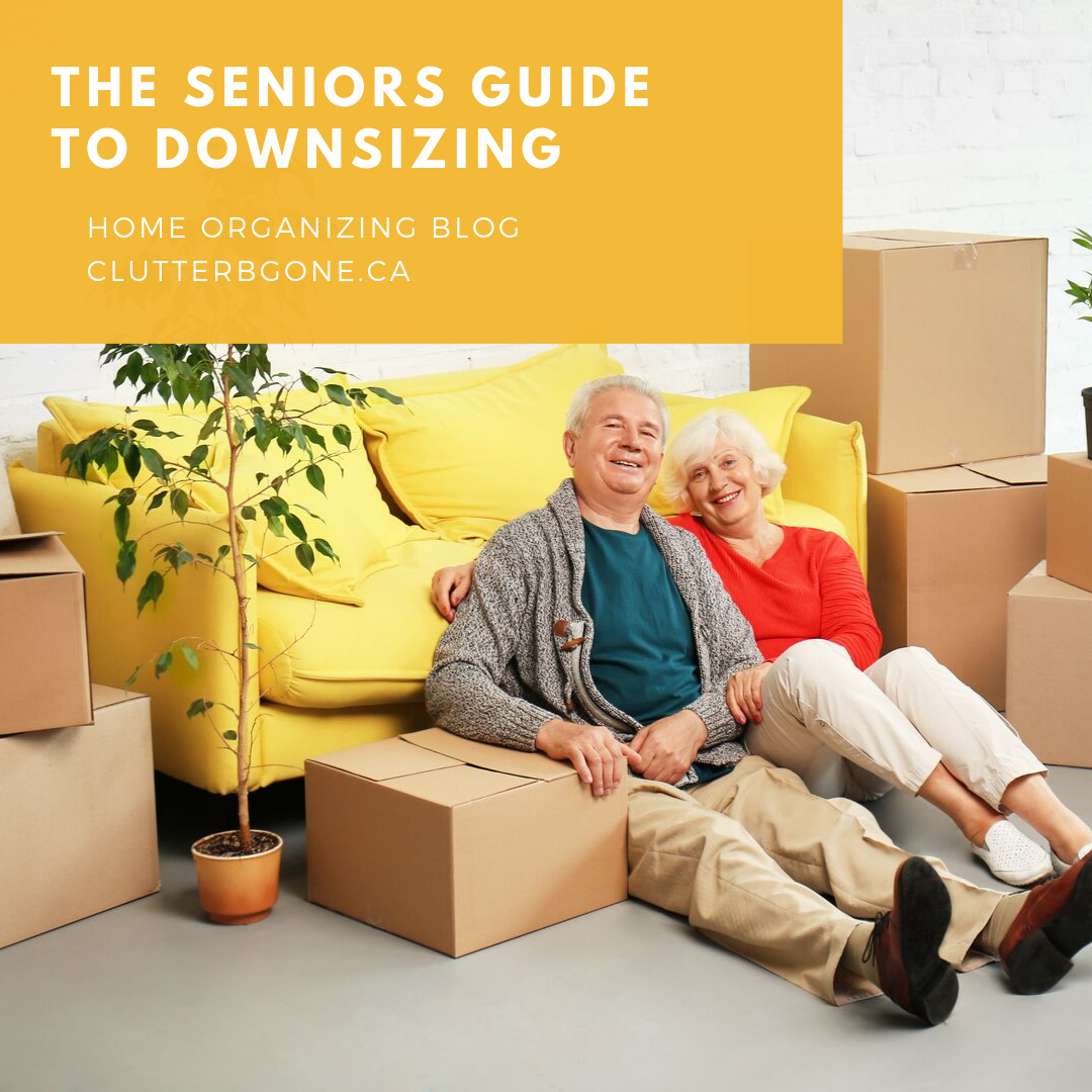 The Seniors Guide To Downsizing