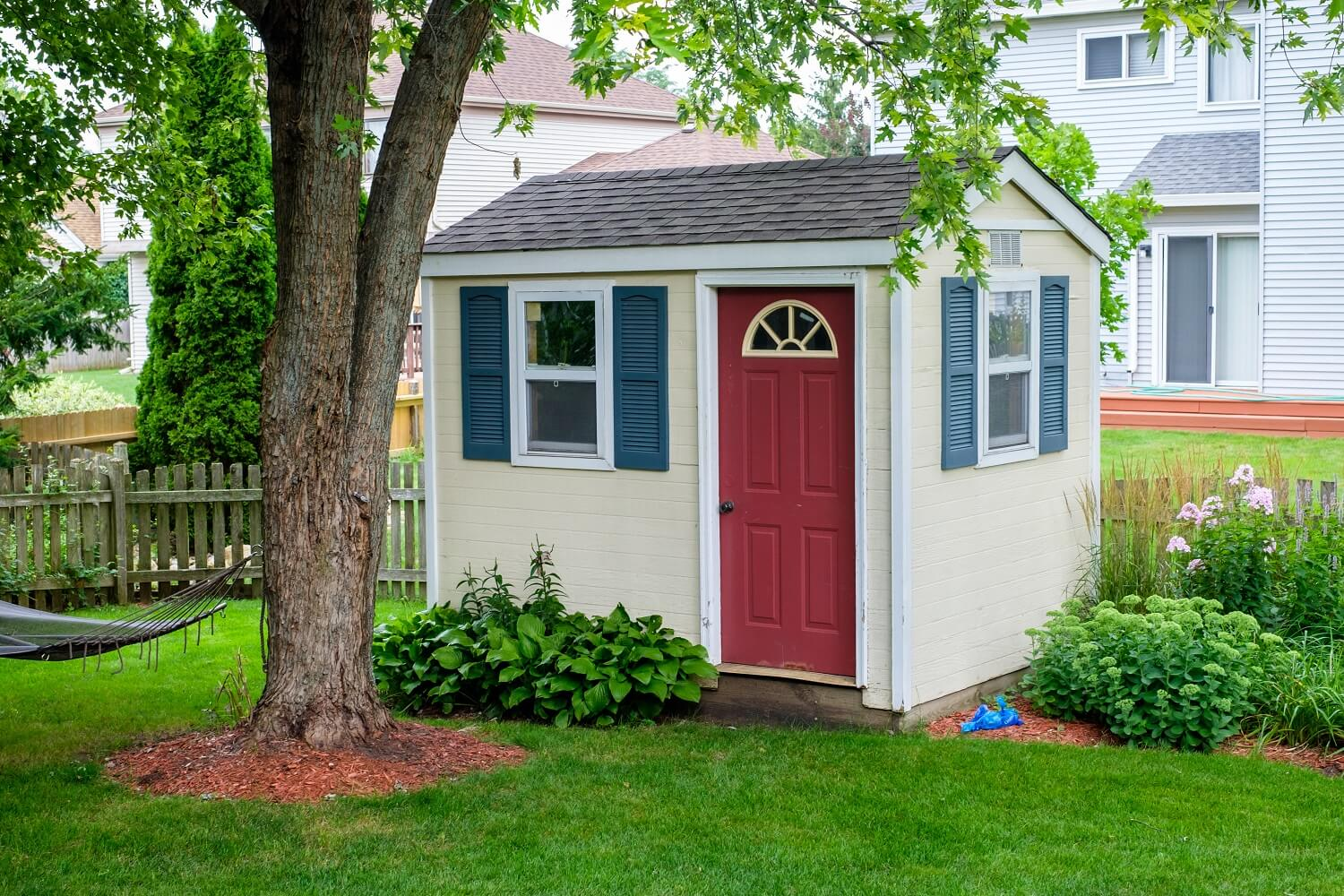 Organizing Your Garden Shed