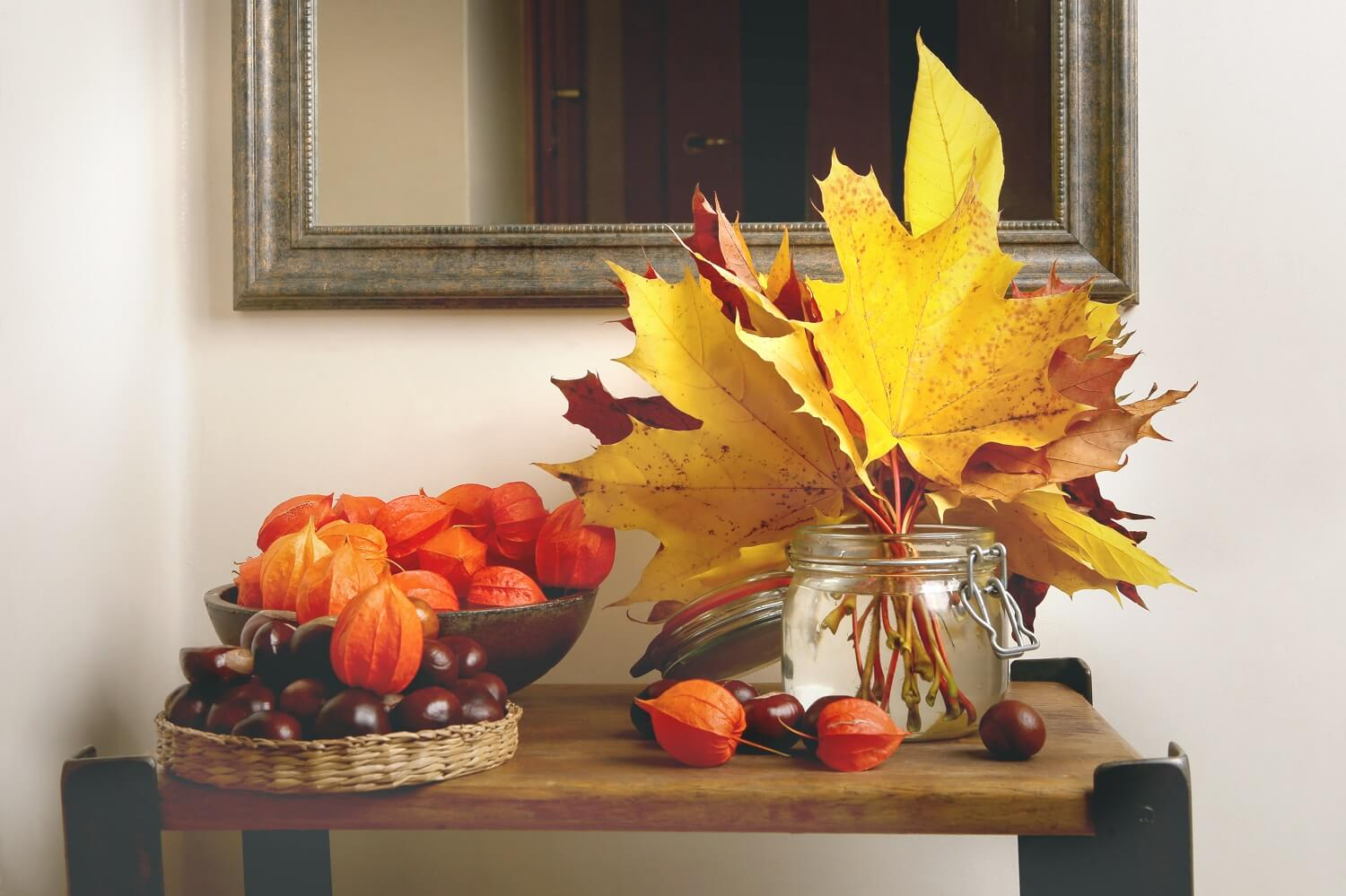 organizing for fall