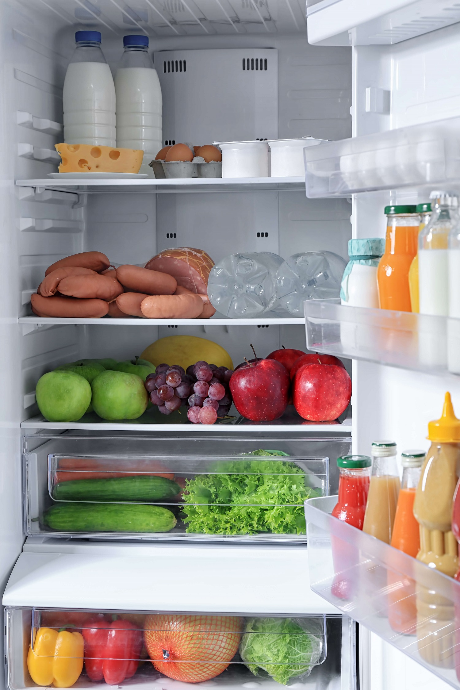 guide to organizing your fridge