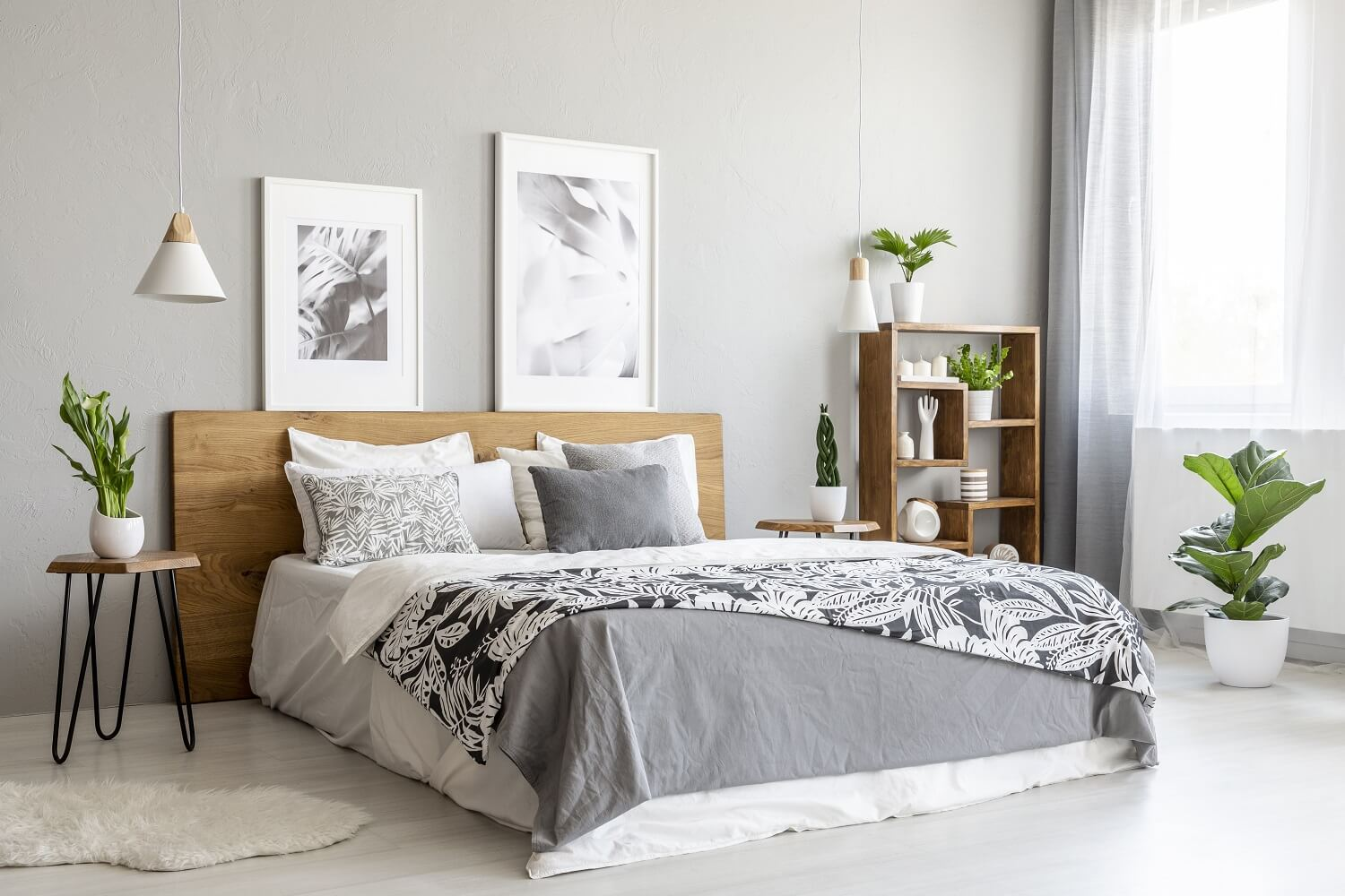 guide to organizing the bedroom
