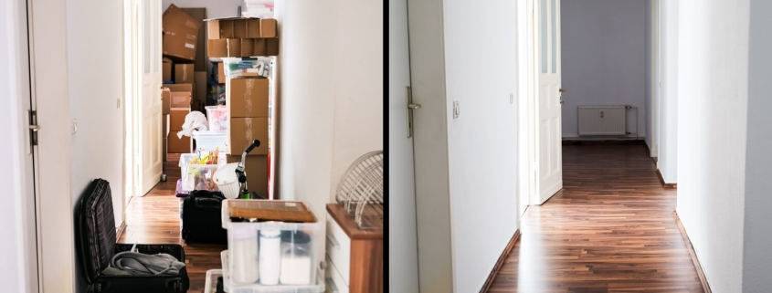 common decluttering mistakes