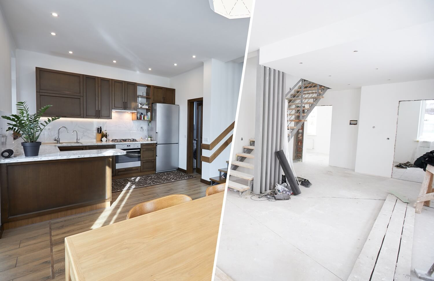 Decluttering During a Renovation